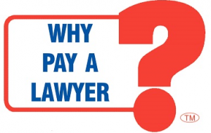 WHY PAY A LAWYER?™ Contact